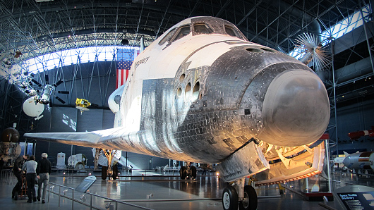 space shuttle discovery documentary - photo #13